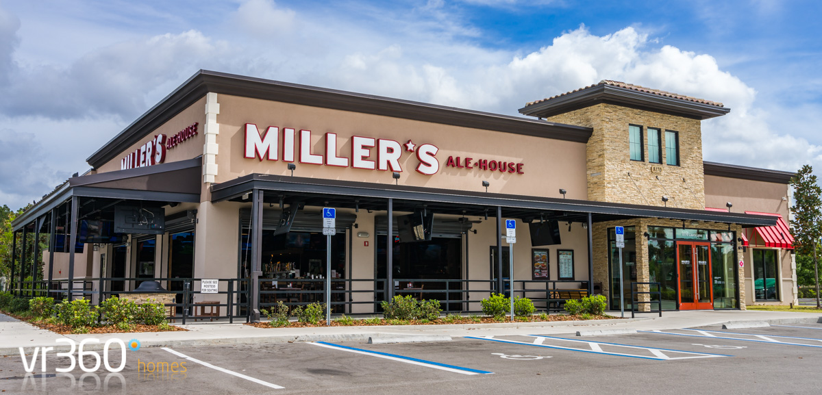 Millers Ale House with locations in Kissimmee and Champions Gate