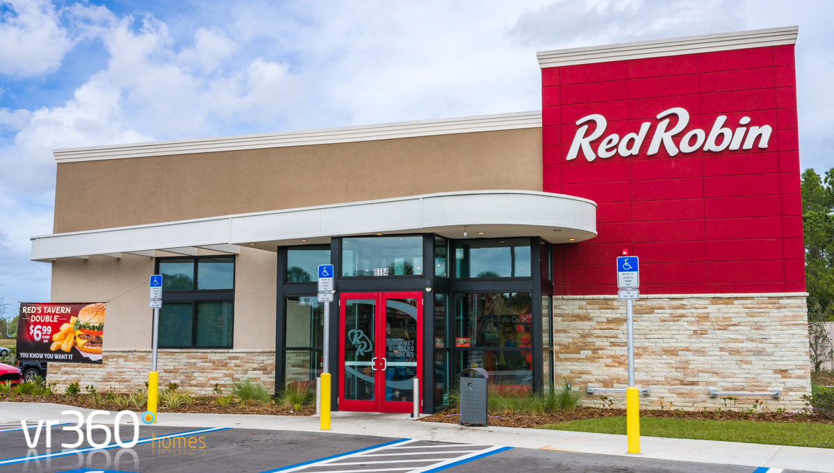 Red Robin At Champions Gate