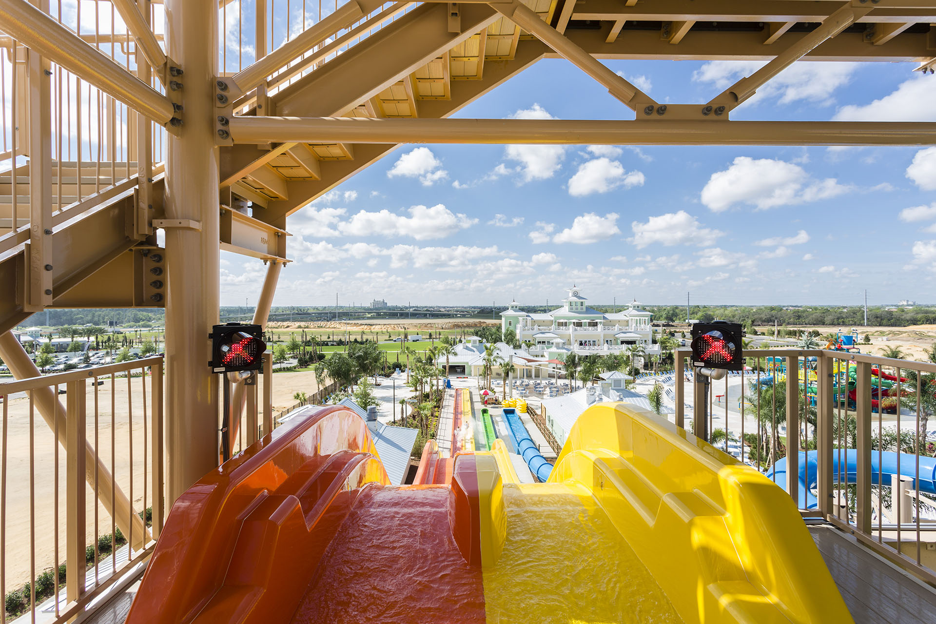 Encore Club at Reunion Water Slides