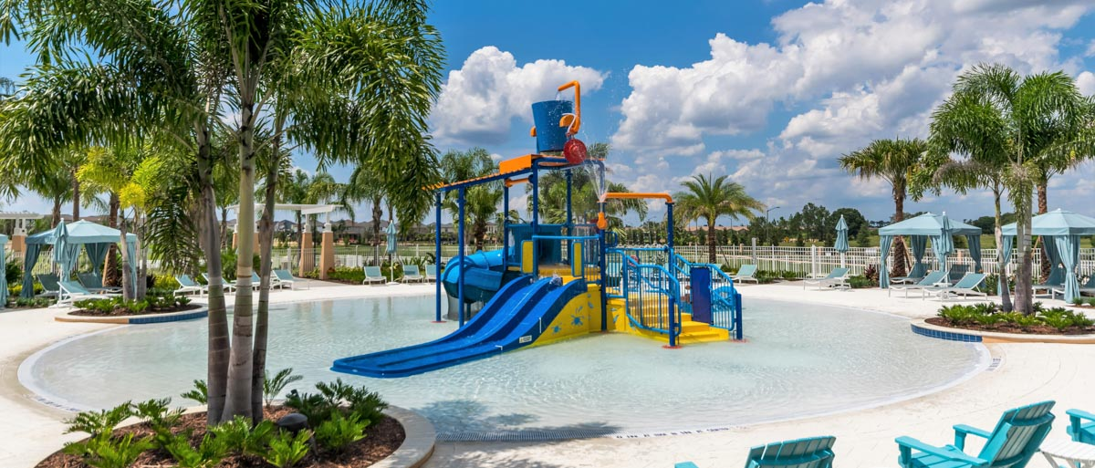 Solara Resort Kids Splash Pool