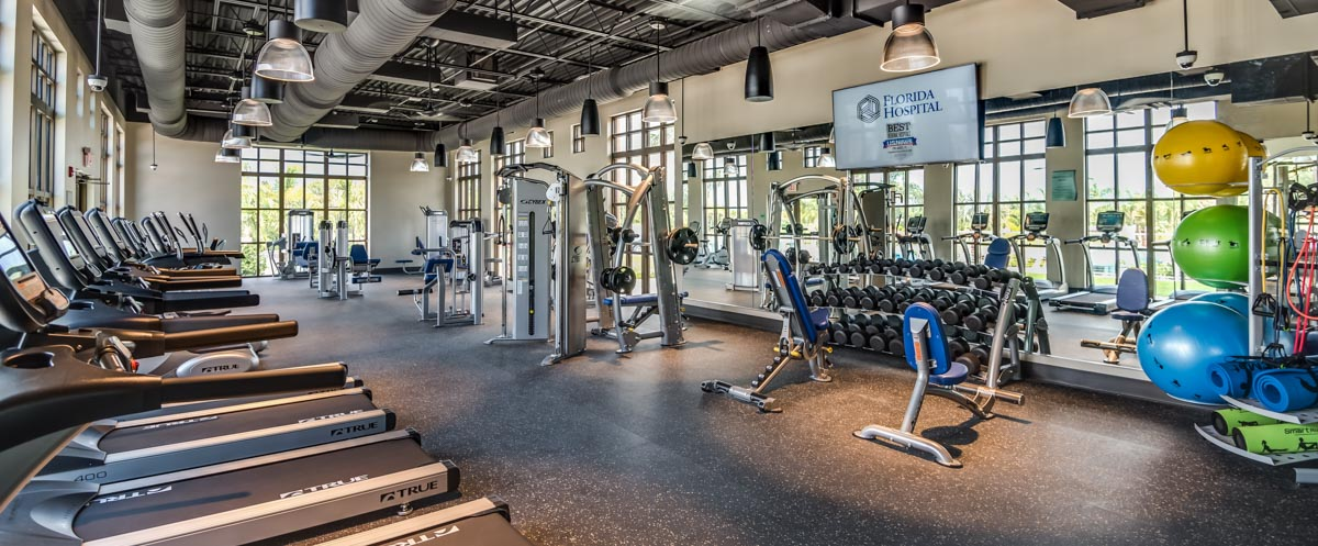 Solara Resort Clubhouse Gym
