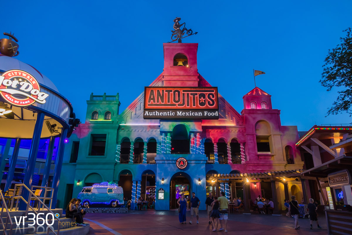 Antojitos Mexican Restaurant at Universal CityWalk Orlando