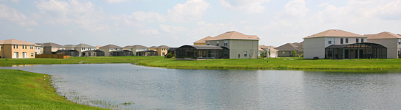 Crescent Lakes Villas in Kissimmee, Florida