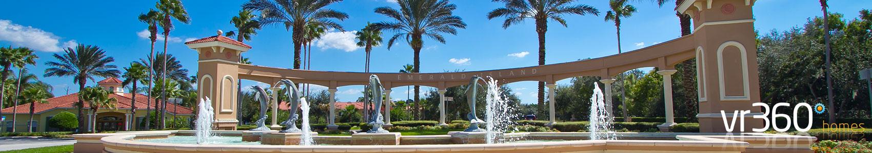 Emerald Island Resort Vacation Rentals and Villas in Kissimmee, Florida