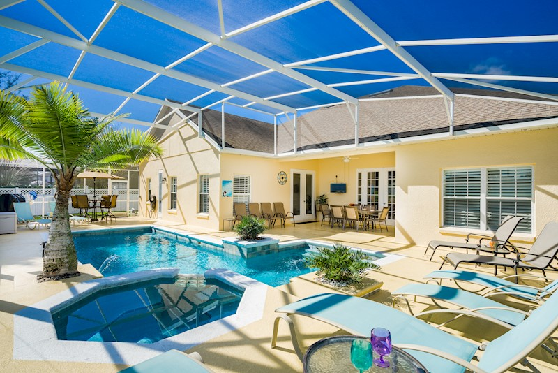 Best Orlando Villas on VR360homes Ranked by Previous Guests