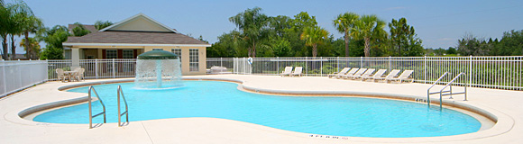 Glenbrook Resort Villas and Vacation Rentals in Clermont Florida