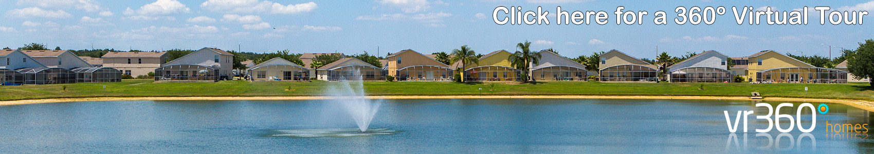 Hampton Lakes Villas to Rent in Davenport, Florida