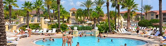 Regal Palms Resort in Orlando Florida