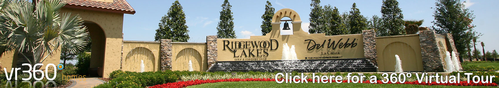 Ridgewood Lakes Vacation Rental Villas in Orlando, Florida