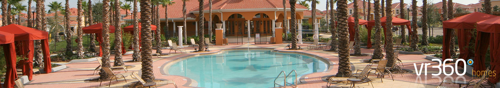Solana Resort Villas in Orlando Florida