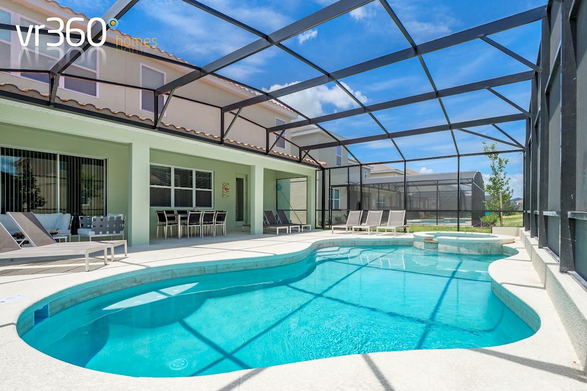 14 Bedroom Vacation Rental In Orlando Florida