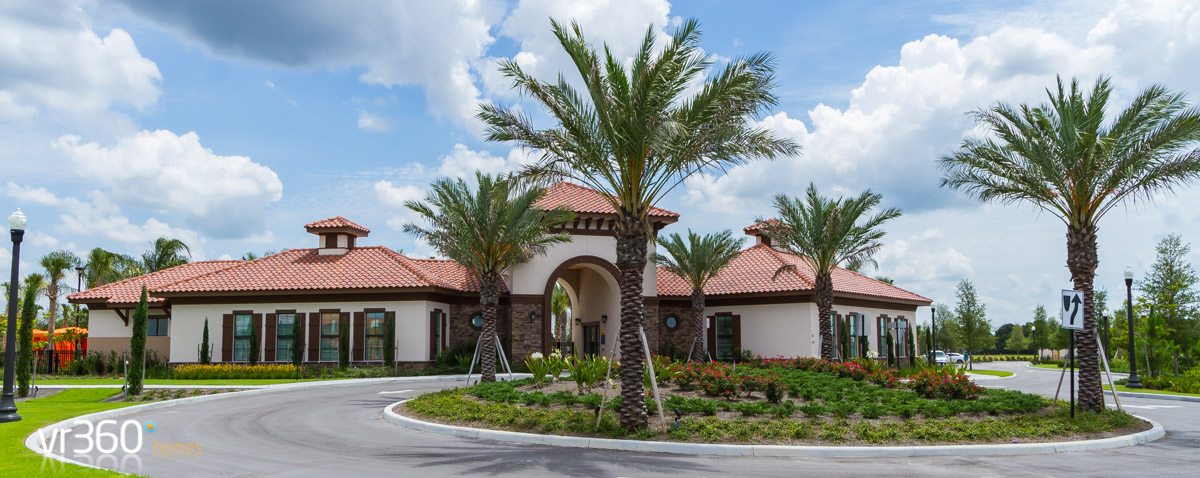 Solterra Resort Clubhouse in Orlando