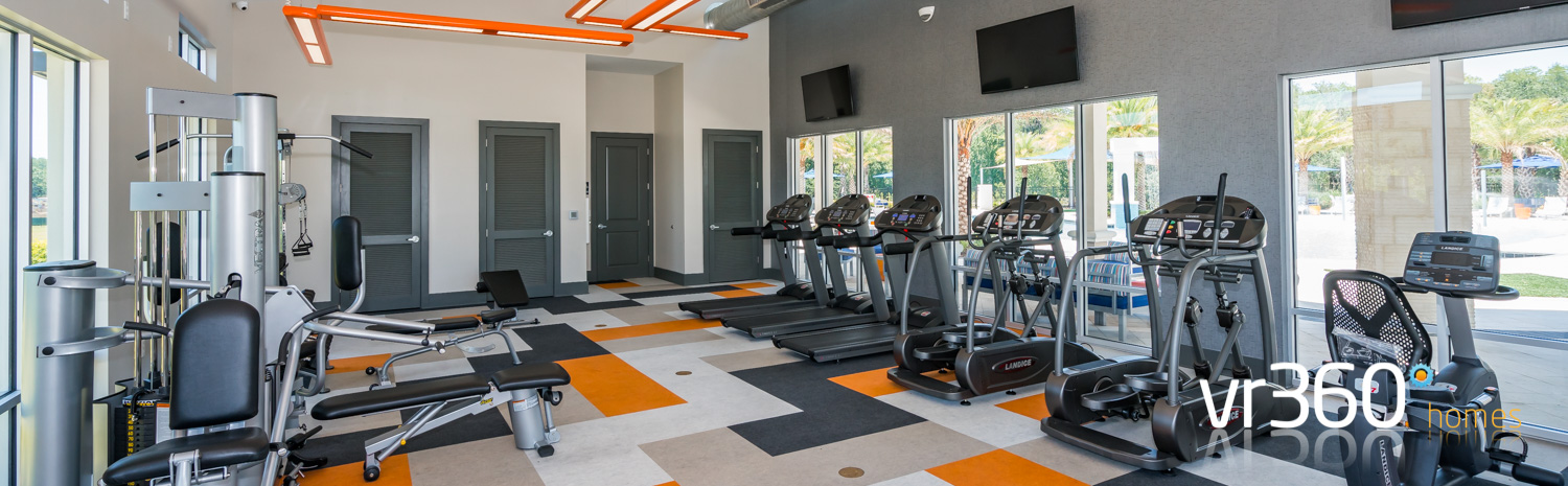 Sonoma Resort Clubhouse Gym / Fitness Center in Kissimmee
