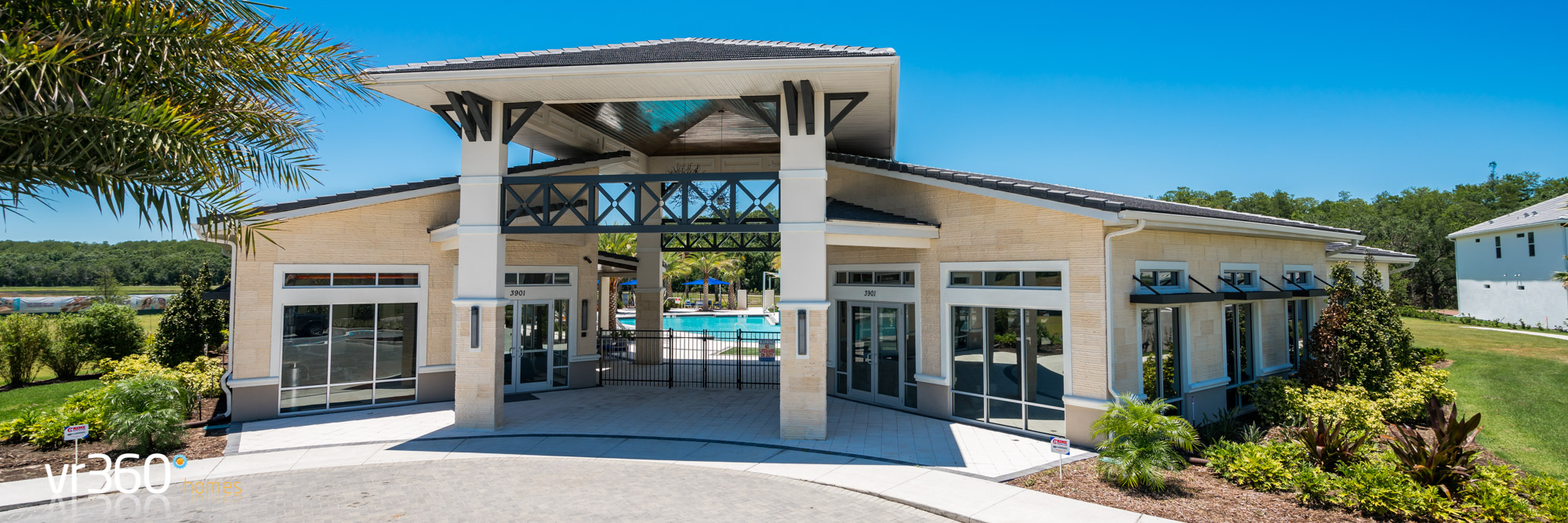 Sonoma Resort Clubhouse in Kissimmee, Florida Open to all onsite guests.