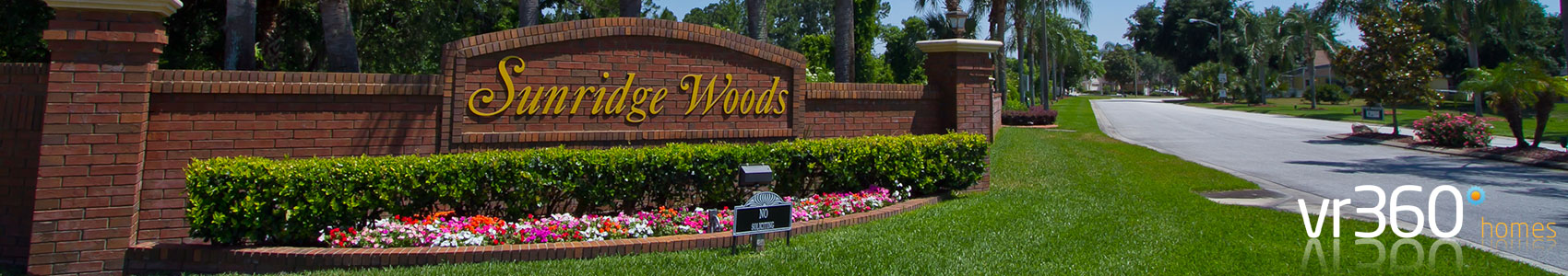 Sunridge Woods Villas and Vacation Rentals in Davenport Florida