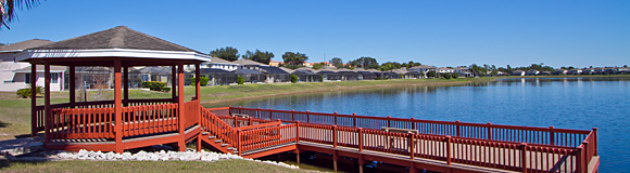 Sunset Lakes in Kissimmee Florida