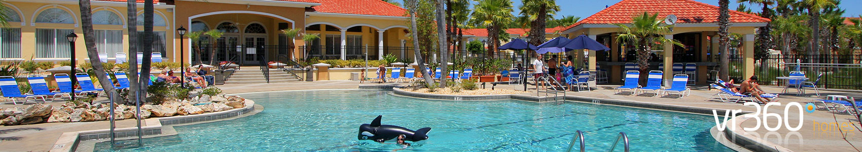 Terra Verde Resort Villas in Orlando, Florida