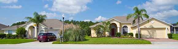 Tuscan Ridge Vacation Rentals and Villas in Davenport Florida