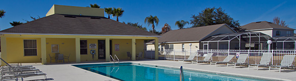 Westridge Villas and Vacation Rentals in Davenport Florida