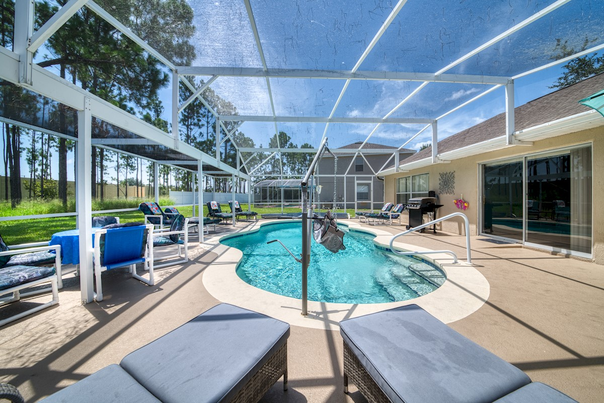 Wheelchair Accessible Orlando Villas | Disabled Friendly Vacation Rentals