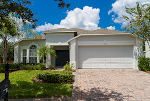 The Sanctuary at West Haven Quiet 4 Bedroom 4 Bath Florida Villa