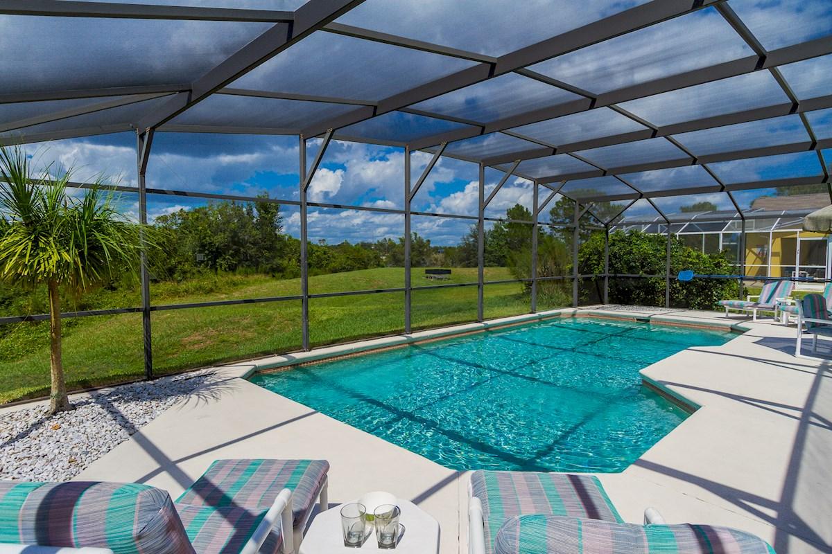 Sunridge Woods 3 Bed 2 Bath Orlando Villa Near Disney