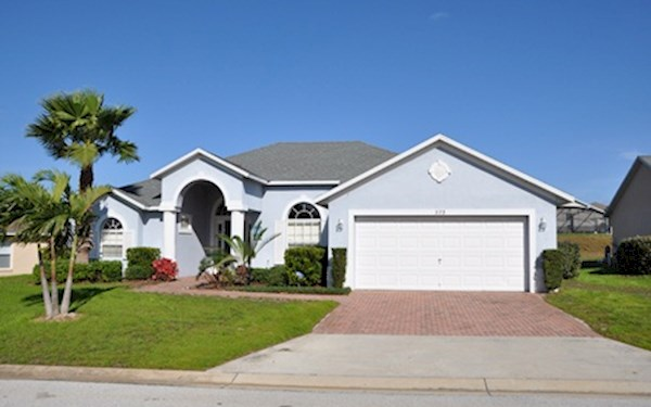 Tuscan Ridge 4 Bedroom 3 Bath Florida Vacation Rental