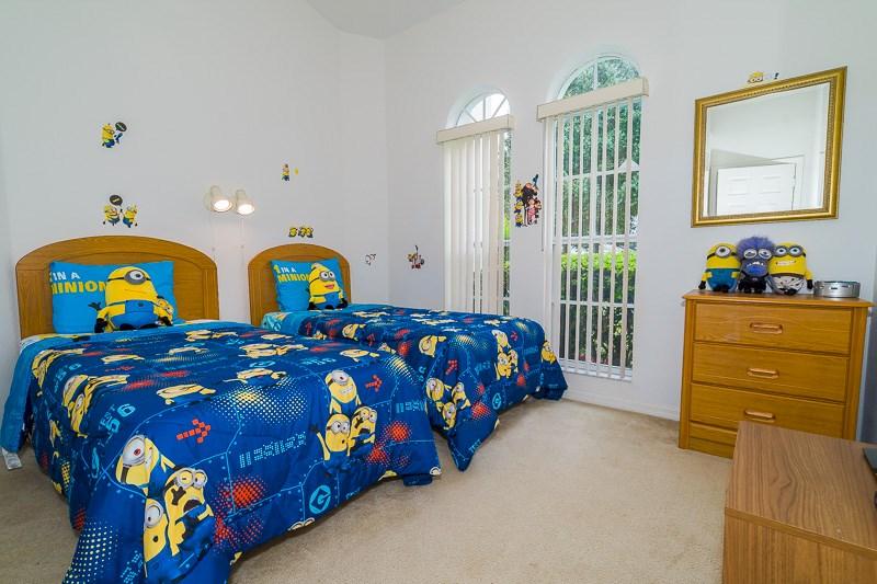 Orange Tree 4 Bedroom 2 Bath Luxury Florida Villa With