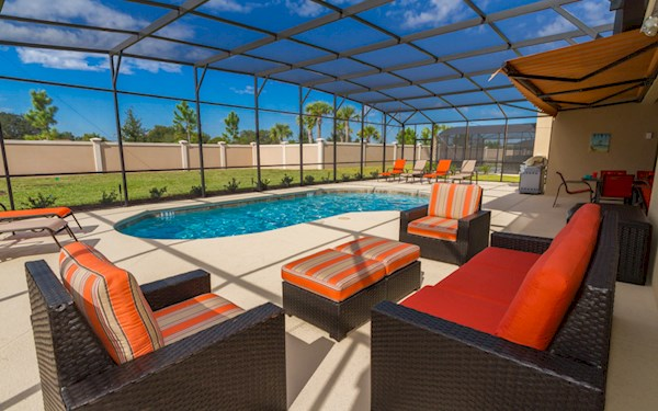 Outstanding 5-Bed Solterra Resort Home with Incredible Pool Deck
