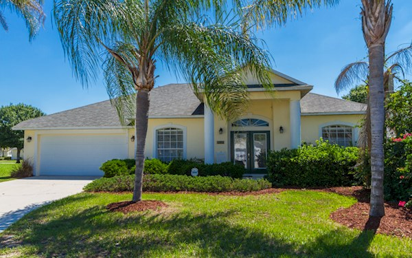 Bridgewater Crossing 4 Bedroom 3 Bath Orlando Villa