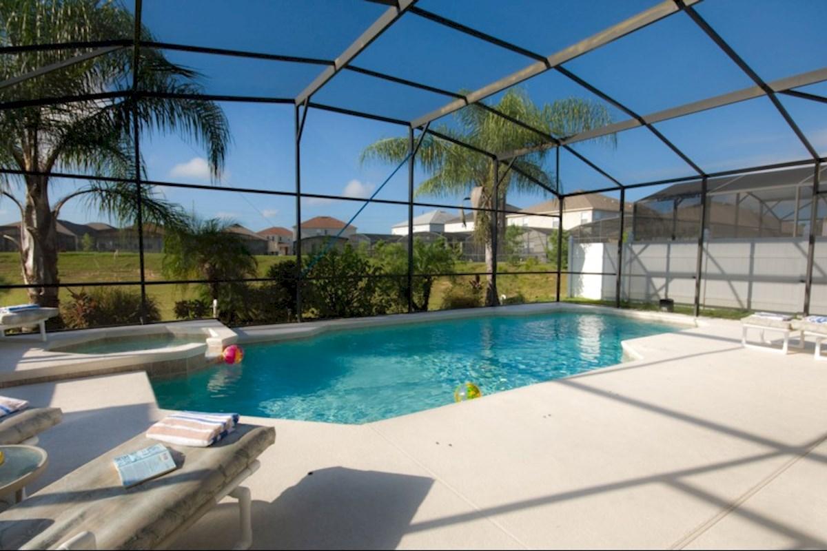 Windwood Bay 5 Bedroom 4 189 Bath Orlando Villa