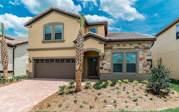 Luxury 8 Bedroom 6 Bath Windsor at Westside Villa | Sleeps 17