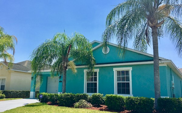 Luxury 3 Bedroom 3 Bath Orlando Villa with Private Pool