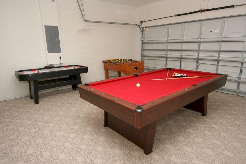 florida villa services game rooms. Southern Dunes Games Room Villa | 4 Bedroom 3 Bathroom, Wi-fi Florida Villa Services Game Rooms