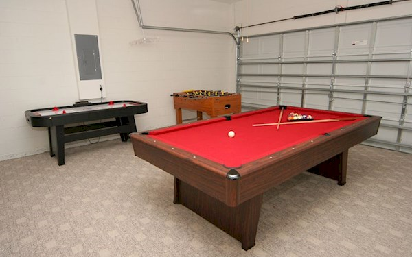 Games Room | 4 Bedroom Villa on Southern Dunes