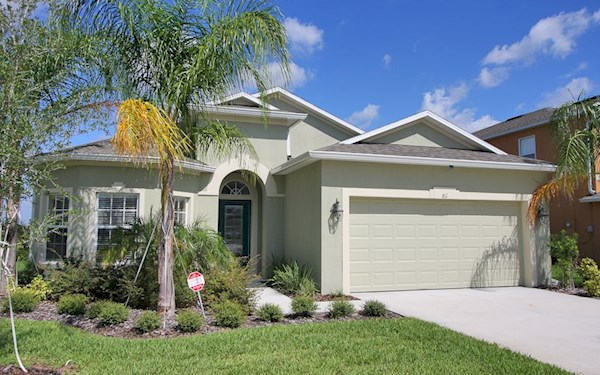 The Shire at West Haven Florida Vacation Villa with 4 Bed 3 Baths