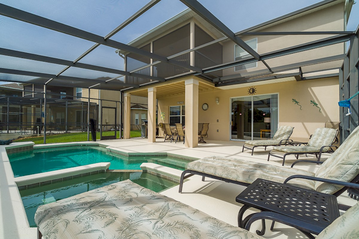 Pool Area | The Shire at West Haven Villa