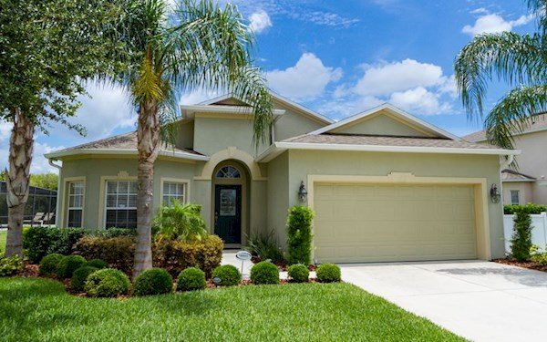 The Shire at West Haven 4 Bedroom 3 Bath Orlando Villa