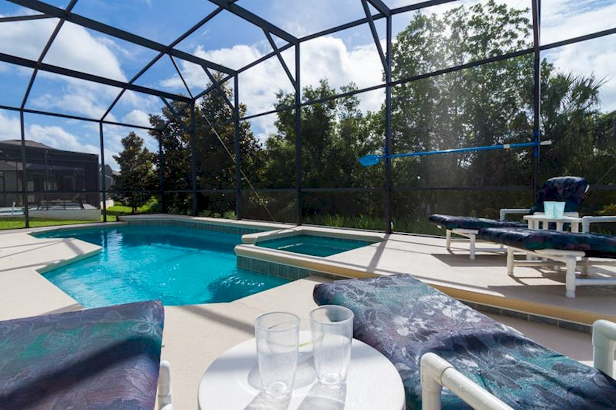 The Shire At West Haven 4 Bedroom 3 Bath Orlando Villa