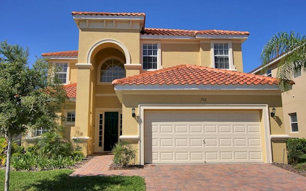 Tuscan Hills - Luxury 5 Bedroom 4 Bath Orlando Villa