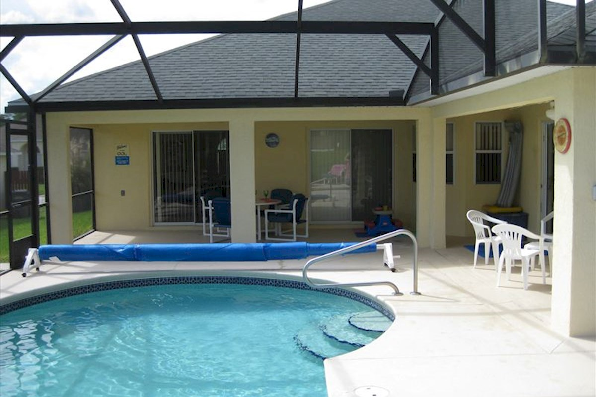 Screened Pool & Lanai