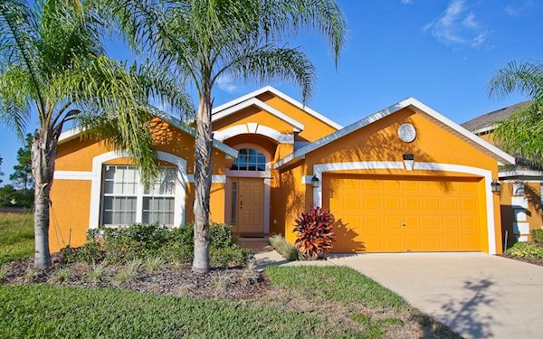 Watersong - ORANGE FLOWER - Luxury 3 Bedroom 2 Bath Florida Villa