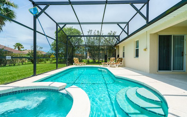 Tuscan Ridge 3 Bedroom Orlando Villa