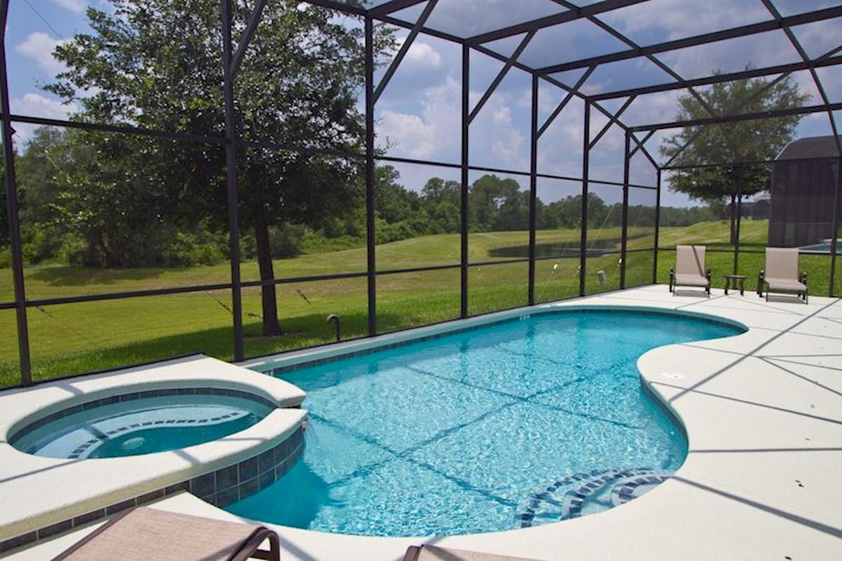 Luxury Emerald Island Resort Villa 5 Bedroom 4 Bath