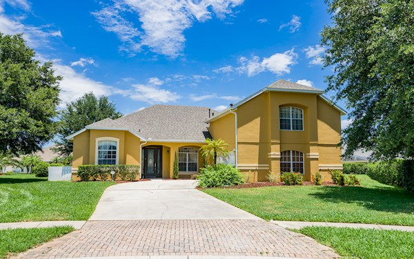 2 ½ Miles to Disney! Formosa Gardens 6 Bed, Mickey Pool & Theater