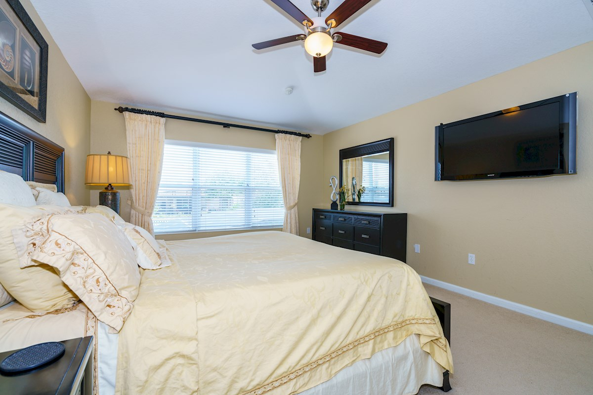 Windsor Hills Luxury 6 Bedroom 4 Bath Orlando Rental Villa