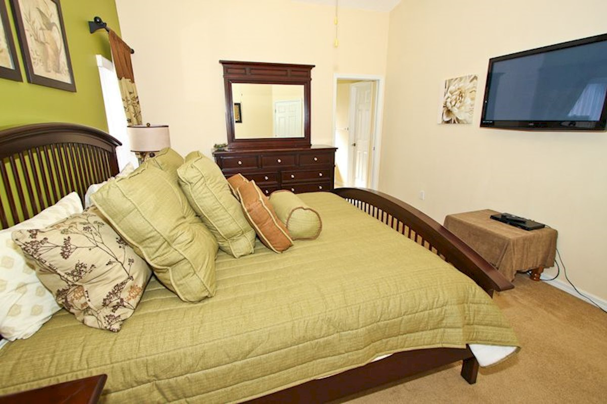 Clear Creek At Woodridge Luxury 4 Bedroom 3 Bath Florida Villa