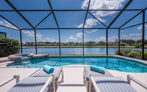 Sunset Lakes Villa | 5 Bedroom 3 ½ Bath Orlando Vacation Rental