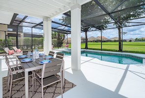 Newly Refurnished/New to Rental!  Luxury 5 bed Villa nr Disney