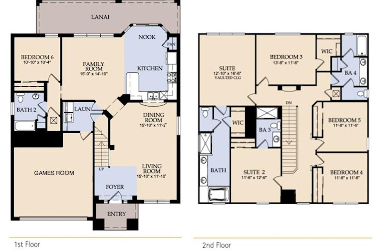 Windsor Hills Resort Luxury 6 Bedroom Home